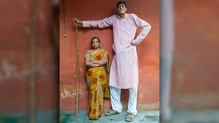 India's Tallest Man Struggles To Find Love