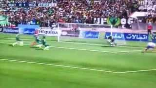 صدى الملاعب MBC : مباراة المغرب التطواني و الرجاء البيضاوي 1-1 (الدوري المغربي 14/15)