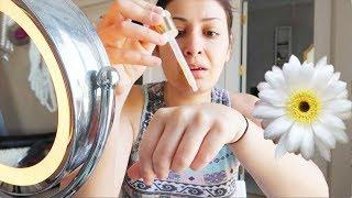 روتین صحیح مراقبت از پوست هر روز صبح، ترفندهایی که تا حالا کسی بهتون نگفته بود| Vlog-2