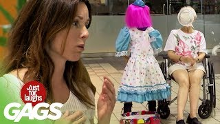 Clown Pranks | Just For Laughs Gags