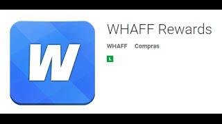 دفع المال في تطبيق WHAFF