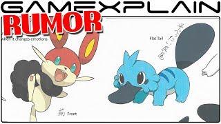 CONFIRMED FAKE: Convincing Artwork of Gen 8 Pokémon Have Appeared,