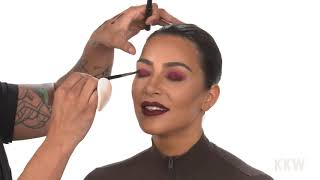 KKW X ARGENIS Tutorial with Argenis Pinal