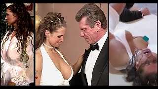 Stephanie McMahon Renews her Wedding Vows with Triple H. Raw 02/11/2002