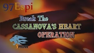 Break The Cassanova's Heart Operation - 3RD YEAR MOVIE PROJECT 2012