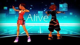 MMD Alive (KH)