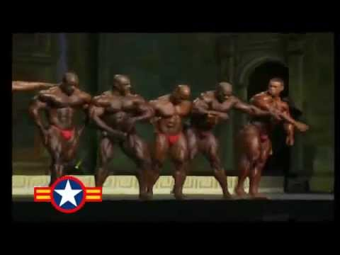 strongest bodybuilders