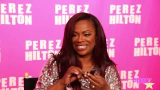 Kandi Burruss Offers Up Tips & Tricks To Spice Up Your Sex Live