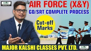 GD/SRT Guidance by Suarabh Sir and Air Force XY CutOff