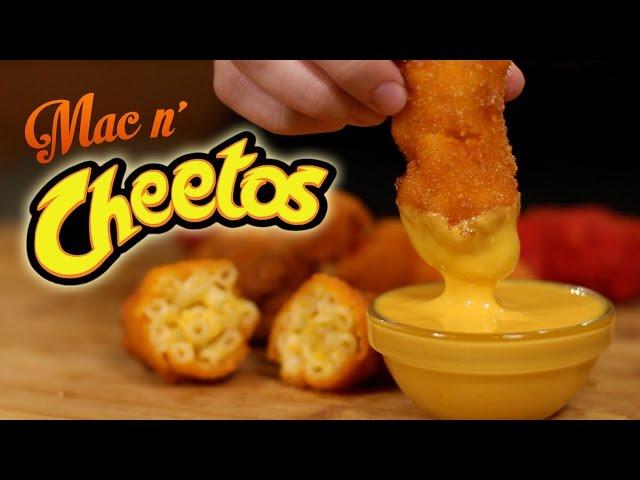 DIY Mac n' Cheetos