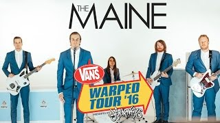 The Maine - Full Set (Live Vans Warped Tour 2016)