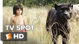 The Jungle Book Super Bowl TV SPOT - Attention (2016) - Idris Elba, Scarlett Johansson Movie HD