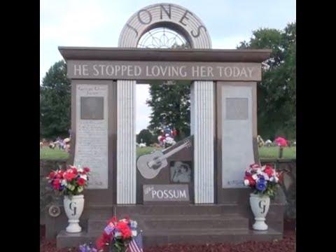 Visits Grave George Jones Tammy Wynette & More Da Spa Guy Episode 68