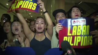 Meet and Greet Highlights - Women's Club World Championships 2016 - Manila