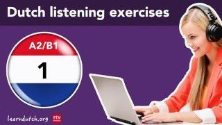 Dutch listening exercise 1 - Vincent van Gogh in Drenthe