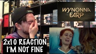 WYNONNA EARP - 2x10 'I SEE A DARKNESS' REACTION