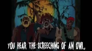 Scooby doo zombies island