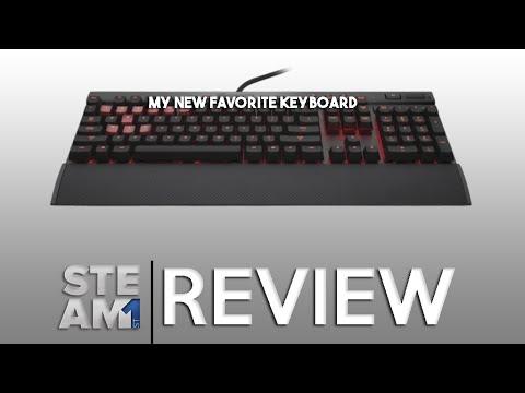 Corsair K70 Keyboard review
