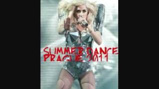 Lady GaGa Prague Summer Dance 2011- Remix By Haus Of GaGa Czech Republic