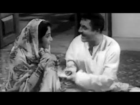 Eetal Ke Ghal Mein Teetal - Hemant Kumar - BAHURANI - Guru Dutt,Mala Sinha