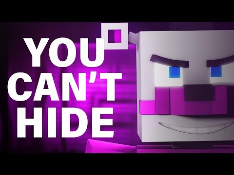FNAF SISTER LOCATION SONG You Can t Hide Minecraft Music Video by CK9C EnchantedMob
