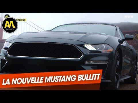 Mustang Bullitt les 50 ans de la star