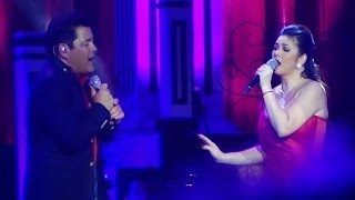 REGINE VELASQUEZ & MARTIN NIEVERA - All Of Me/Flaws & All (Voices of Love Concert!)