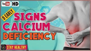 7 Signs and Symptoms of Calcium Deficiency You Should Know