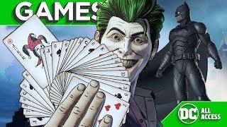 BATMAN TELLTALE: Joker & Batman Team Up