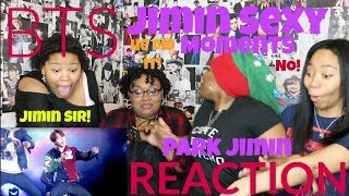 BTS JIMIN Sexy Moments REACTION
