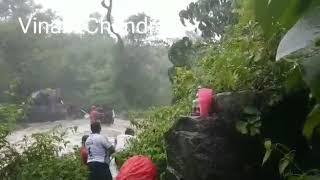 Goan girls died at karwar waterfall