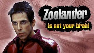 Smash Bros Lawl Character Moveset - Zoolander
