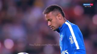 NEYMAR JR vs Metz HD 1080i (08-09-2017) by MarioEdits