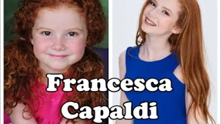 6 Things You DIDN'T Know About Francesca Capaldi