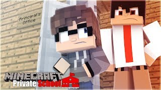 Trouble | Minecraft Private School [S1: Ep.2 Minecraft Roleplay Adventure]