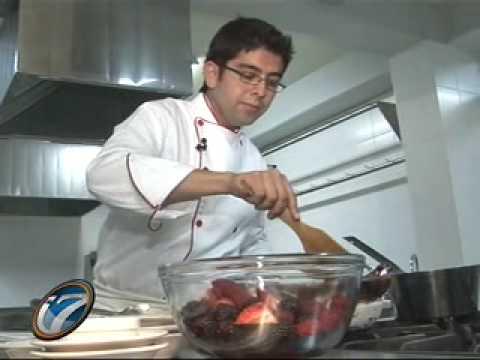 TV Azteca Armadillo Chef Omar Sandoval