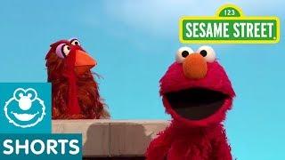 Sesame Street: Elmo Pretends to be a Chicken