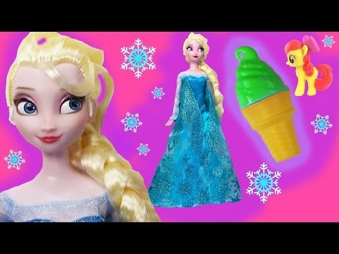 Xxx Mp4 Disney Frozen Queen Elsa Classic Store Barbie Sized Doll Toy Review Opening Apple Bloom MLP 3gp Sex