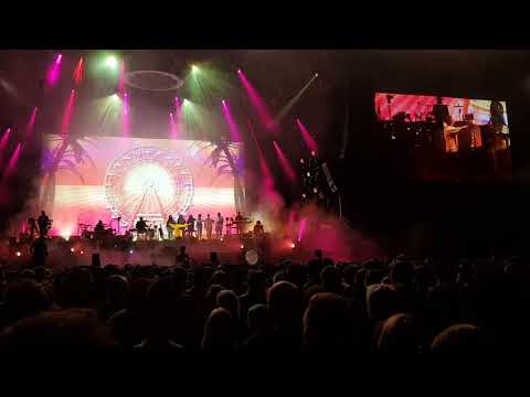 Gorillaz - Magic City [Live at Rock im Park Germany 01.06.2018]