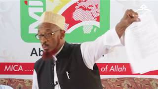 Social Responsibility of a Muslim - Sheikh Khalid Yasin