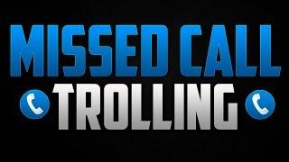 MISSED CALL TROLLING EPISODE 2 (Advanced Warfare)