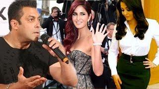 Salman Khan PROMOTING Katrina Kaif, Aishwarya Rai LOOKS Stunning At Cannes 2017