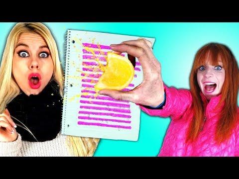 13 SCHOOL HACKS you wish you already knew Back to School Life hacks 🎓
