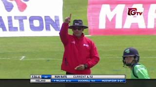 Mustafiz's Four Wickets BD vs Ireland Trination Series 4th Match big wicket