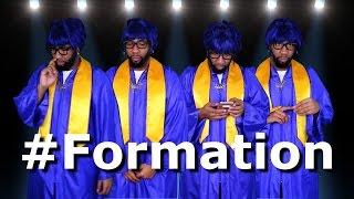 The Starrkeisha Choir - Formation! @TheKingOfWeird #BeyHive