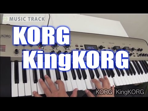 KORG KingKORG Demo&Review English Captions