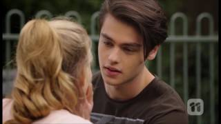 [Neighbours] 7528 Ben & Xanthe Kiss Scene 4