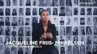 Ledelsesportræt af Jacqueline Friis-Mikkelsen, adm. direktør hos Unique Models