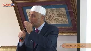 Kuran Dersi 271 - Fatih Çollak ile Kur'ân-ı Kerim Dersleri (Fâtır Sûresi 1-37. Âyetler)