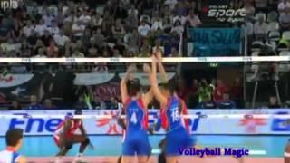 [VolleyballMagic] Best middle blocker in Cuba!!! Roberlandy Simón